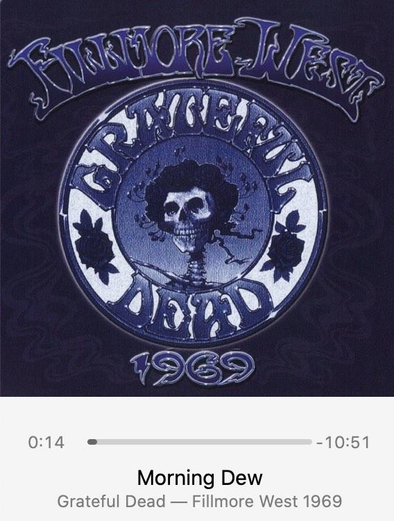 Album: Grateful Dead, Fillmore West 1969